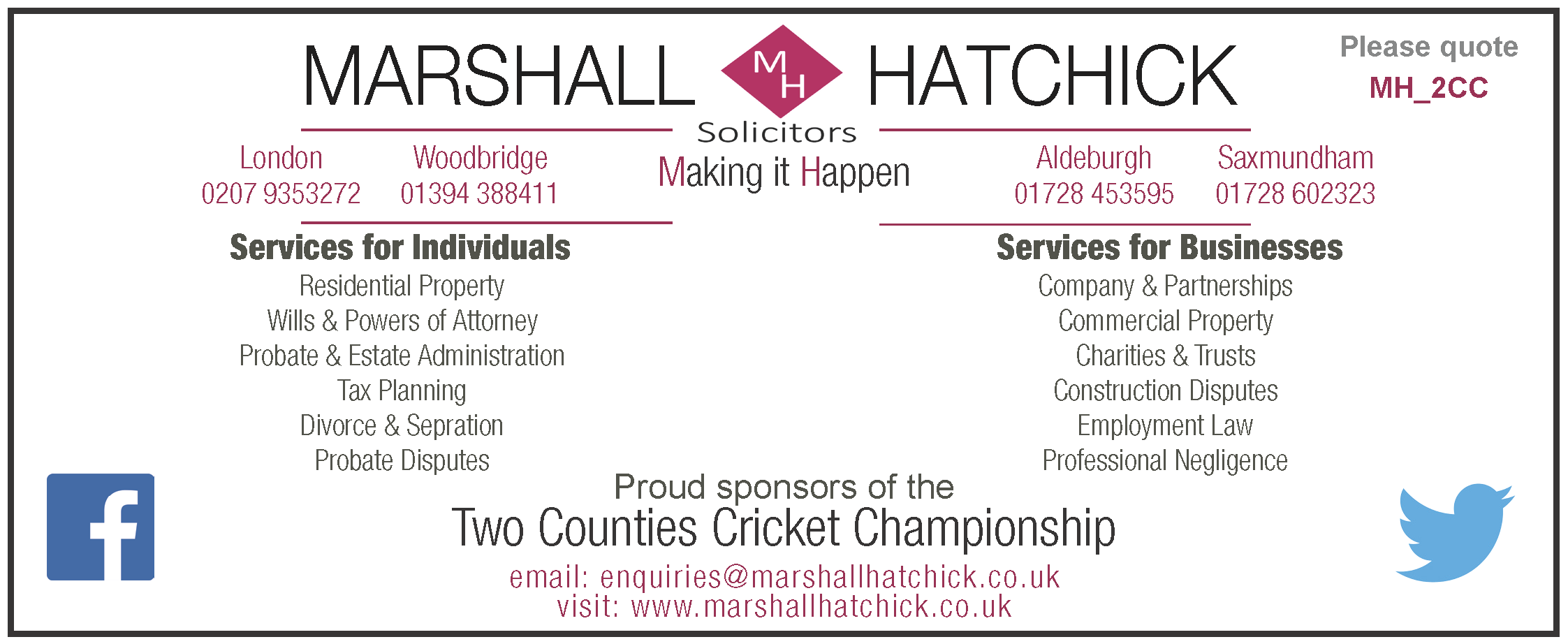 Marshall Hatchick Solicitors